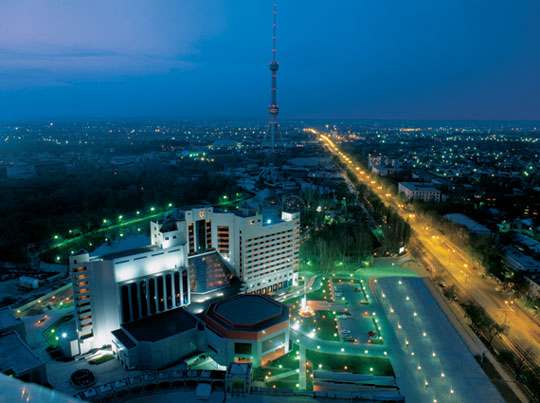 STANTOURS  Uzbekistan